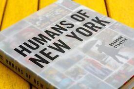 0Humans of New York - Brandon Stanton (hardcover)