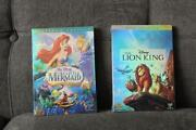 Lion King DVD Lot