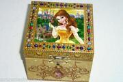 Disney Musical Jewellery Box