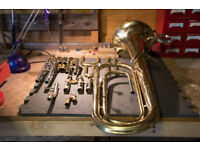 John Innes, Brass Instrument Repair and Service.
