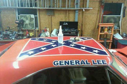 General Lee Decals Ebay