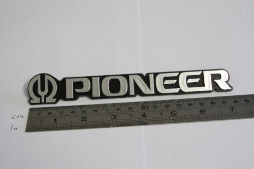 Selling A Car In Illinois >> Pioneer Logo: Consumer Electronics | eBay