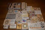 PSX Rubber Stamp Lot