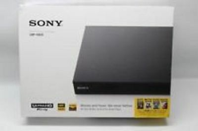 Sony UBP-X800 4K UHD Wi-Fi Blu-ray Disc Smart Player Bluetooth HDMI original