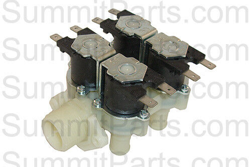 INLET WATER VALVE FOR UNIMAC WASHER - F380715