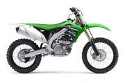 Kawasaki KX450F Manual