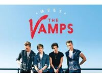 6 VAMPS TICKETS O2 ARENA LONDON