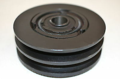 """Centrifugal Clutch double V belt plate compactor 1"""" packer Heavy Duty 5.75 x2.25"""