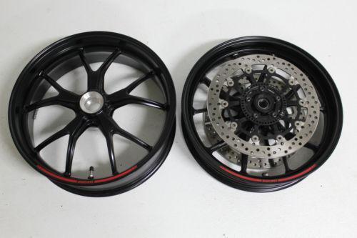 Street Fighter Motorcycle >> Ducati Wheels | eBay