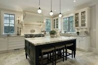 COMPLETE KITCHEN AND BATHROOM RENOVATIONS  WITH PROFESSIONALS