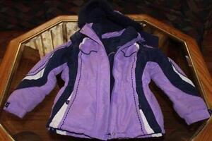 40cddc39a Girls Ski Jacket