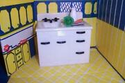 Dollhouse Kitchen Sink