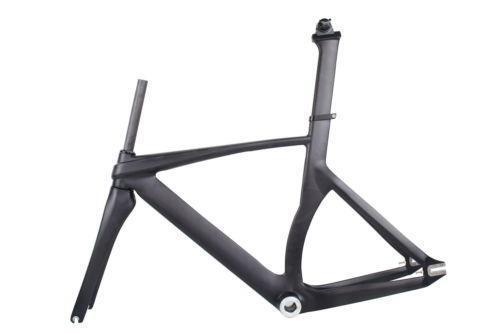 carbon track frame ebay
