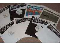 """8 x 12"""" NuLife Records Vinyl Collection QUALITY TRANCE / PROG"""