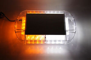 LED warning emergency strobe light for tow truck, construction Cornwall Ontario image 3