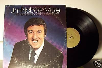 Jim Nabors More Vinyl Lp Harmony Columbia Record Stereo Pop Vocal Easy Listening