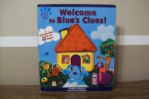 Blues Clues Thinking Chair Joe