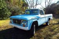 1964 Dodge Truck Hood and Grille