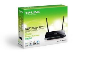 TP-LINK N600 Wireless Dual Band Router
