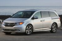 WEDNESDAY MORNING @ 6:30AM MINIVAN MONTREAL TO TORONTO 3 SEATS