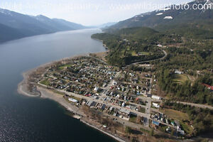 KOOTENAY LAKE COMMERCIAL / RESIDENTIAL LAND