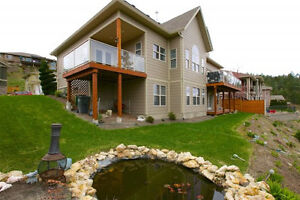 LEGAL 2 bedroom walkout suite in beautiful Kirschner Mountain