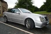 Mercedes CLK 230 Convertible