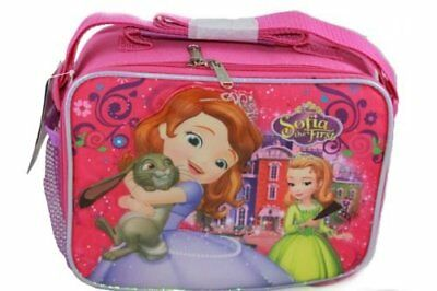 Disney Princess SOFIA THE FIRST Lunch Bag - BRAND NEW - Licensed Product