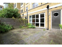 Luxury three bedroom, three story house with a private patio in Bethnal Green