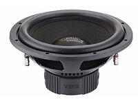 DS18 BD-X154D Bl4ck Di4mond Series 1400 Watts Max 15-Inch Luxury Subwoofer Bass 4+4-Ohms Voice Coil