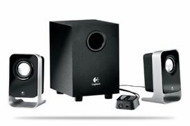 Logitech LS21 Laptop Speakers