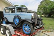 Model A Sedan