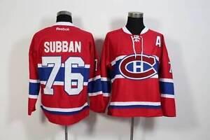 Chandail LNH Hockey Jersey /Chandails-Selling Reebok NHL jerseys