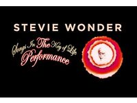 2 Stevie Wonder Tickets - Hyde Park