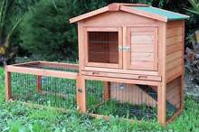 ♥♥♥♥ On Sale Rabbit Hutch Brand New + Run ♥♥♥♥ Londonderry Penrith Area Preview