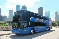 Megabus Tickets for Half OFF! 50% OFF GUARUNTEED!!!!