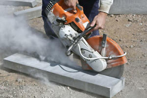 """Looking for concrete cut saw 12"""" or bigger"""