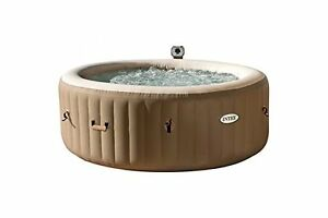Intex Pure Spa inflatable Jacuzzi with bubbles