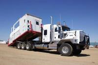 Experienced Winch/Bed Truck Operator w/ Camp Haul Experience