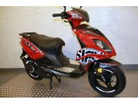 KSR Moto Sirion 50 4T, 2 Yrs Parts & Labour Warranty, Finance Available!
