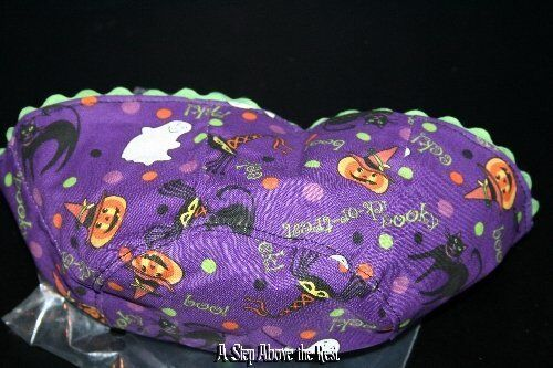 """Longaberger Halloween & 7"""" Generations Liner in Spider Web #23703 NEW"""