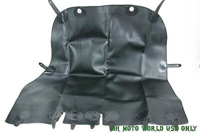 Sidecar Cover - CJ750 sidecar cover M72 R71 R61 URAL (PV leather made)
