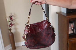 Authentic Coach Purse, Asking $100.00 or best offer