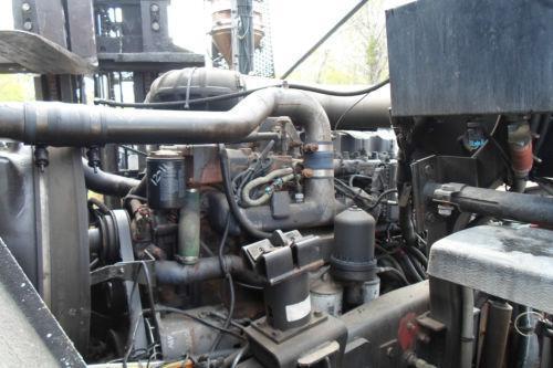 Detroit Diesel Series 60 >> Mack E7 Engine   eBay