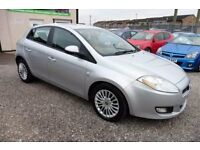 FIAT BRAVO 1.4 T-JET ONE OWNER FSH GREAT CAR! 2009 YEAR ONLY 56K
