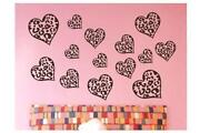 Leopard Print Wall Stickers