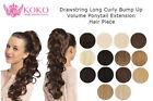Drawstring Ponytail Hair Extensions