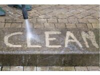 Power washing & Garden maintenance services
