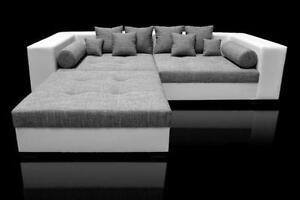 sofa weiss sofas sessel ebay. Black Bedroom Furniture Sets. Home Design Ideas