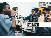 Waiters, Waiting staff, Bartenders, Front of house, Join the best team at Satay Bar in Brixton SW9.